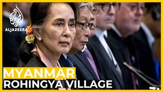 Civilian deaths as Myanmar army shells Rohingya village