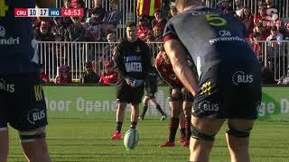INVESTEC SUPER RUGBY AOTEAROA ROUND 9: Highlanders v Crusaders, Orangetheory Stadium, Christchurch