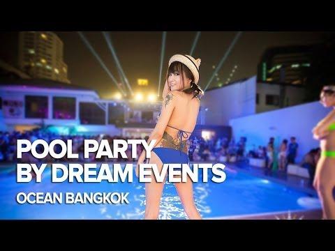 Dream Pool Party at Ocean Bangkok