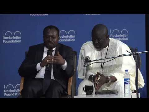 Realizing the Potential of African Agriculture -- Goodluck Jonathan and Kwesi Ahoomey-Zunu