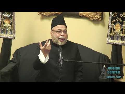 12th Muharram 2019/1441 Maulana Sadiq Hasan Majlis