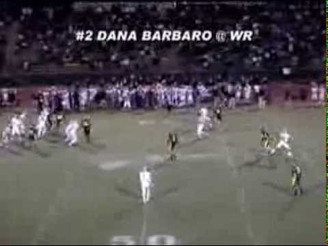 2 Dana Barbaro's 2008 Highlight Tape from his junior season. He attends St. Augustine High School in San Diego, CA. He was named to the 1st Team All-Eastern...