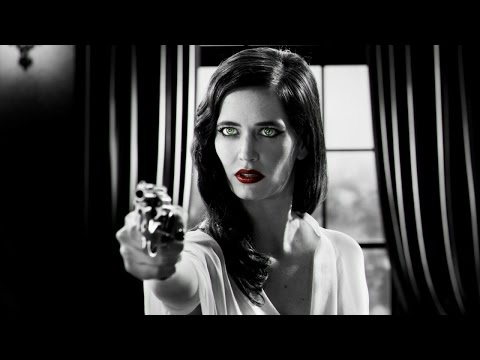 Frank Miller's Sin City: A Dame to Kill For -