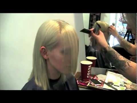 Girl Got Manual Clipper Cut | How To Save Money And Do It Yourself!