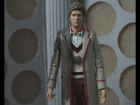 Doctor Who 6th Doctor Doctor Who Action Figure