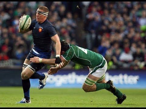 Grand Slam Years - Ireland: Ireland v France 2009 1st Half