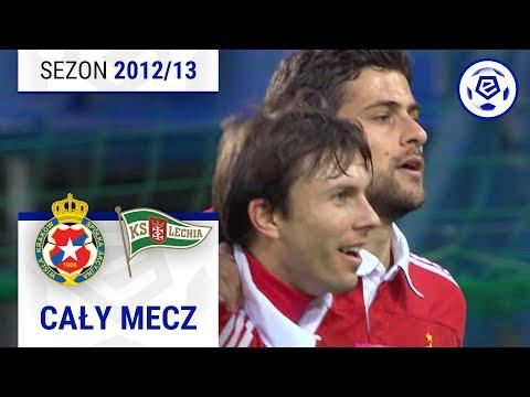 Wisła Kraków - Lechia Gdańsk [1. Połowa] Sezon 2012/13 Kolejka 05