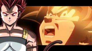 Yamoshi's Spirit Speaking to Goku