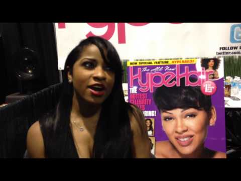 Toya Wright Talks About New Hair Collection And Reveals Hair Secrets
