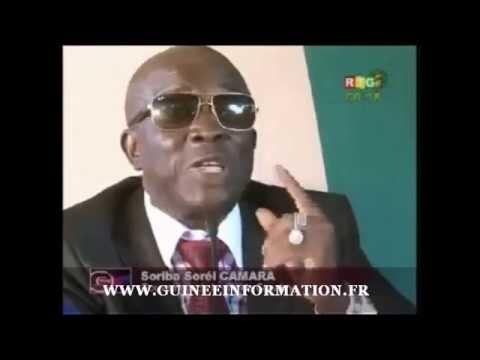 EMISSION COUP DE PROJECTEUR: Assainissement de la ville de Conakry