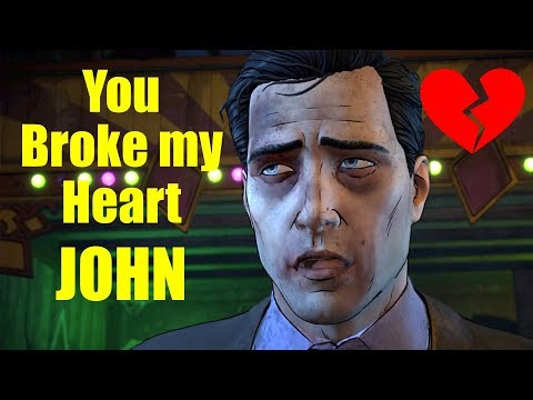 Bruce Admits Loved John - The Enemy Within Episode 5 Same Stitch