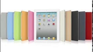 Apple iPad 2 video tour