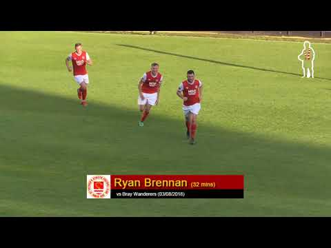 Goal: Ryan Brennan (vs Bray Wanderers 03/08/2018)