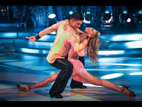 Abbey Clancy & Aljaz Cha Cha to  Let s Get Loud  - Strictly Come Danicing 2013: Week 2 - BBC One