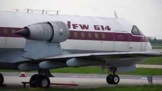 VFW 614 Erstes Verkehrsflugzeug nach II. WK