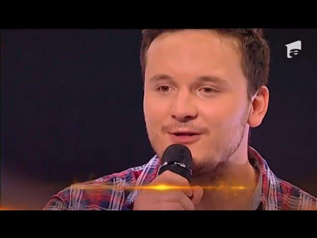 """Beyonce - """"Naughty boy"""". Vezi aici cum cântă Marcel Roşca, la X Factor!"""