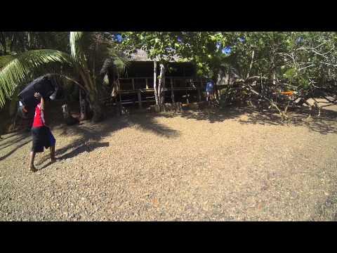 Big Rig Jackson Kayak fishing in Panama