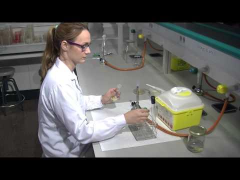 Esterilización por filtración