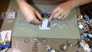 Tutorial for Newbies to Charm Making(Part 1)