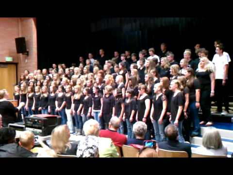 Don't stop believing Drake Middle School Choir