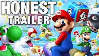 MARIO PARTY 10 (Honest Game Trailers)