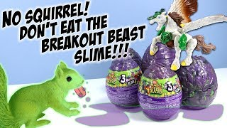 Breakout Beasts Series 3 Slime Eggs MEGA CONSTRUX