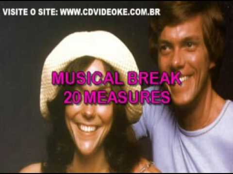 Carpenters, The   Sing Sing A Song