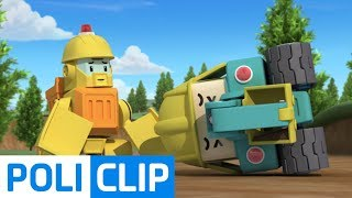How did this happen? | Robocar Poli Rescue Clips