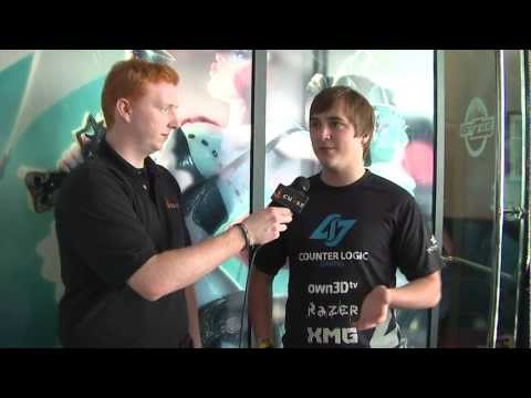 League of Legends World Championships - Pluto Interveiws CLG EU Krepo