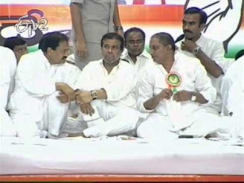 All together  AP Congress leaders slam YSR Congress Party