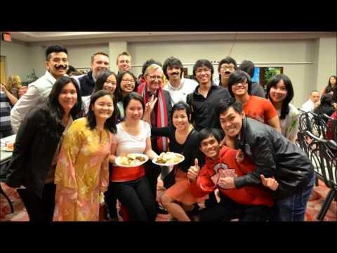 Malaysian Cultural Night 2014 Promo Video: #Throwback