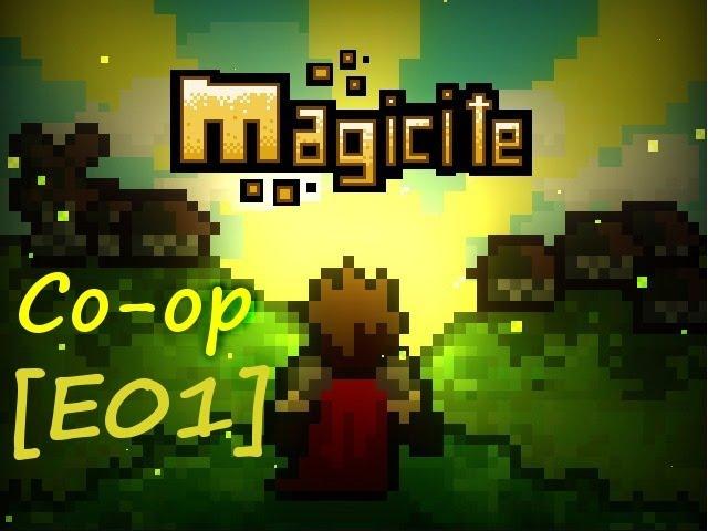 Руководство запуска: Magicite по сети