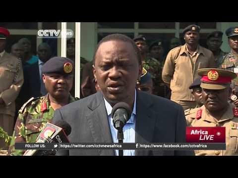 Uhuru Kenyatta condemns Al-Shabaab militants