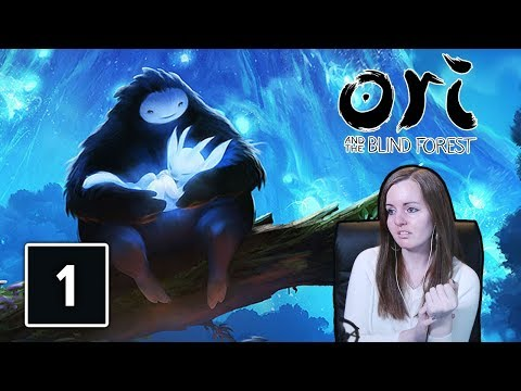A HEARTBREAKING START | Ori and the Blind Forest Gameplay Walkthrough Part 1