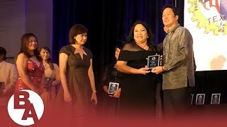 Fil-Am businessmen, entrepreneurs and philanthropists honored in Texas