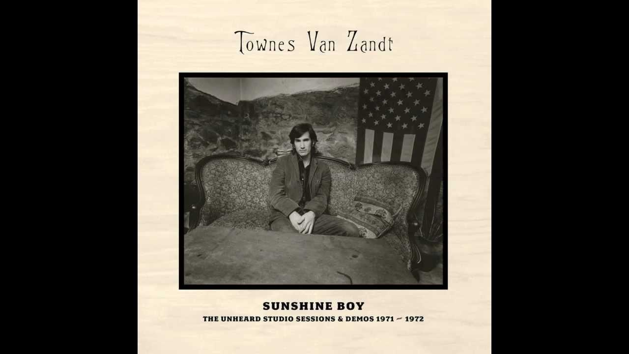 Townes Van Zandt Talking Karate Blues