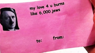 College Republicans' INSANE Holocaust-Joke Valentine's Day Card Was a TOTAL Accident