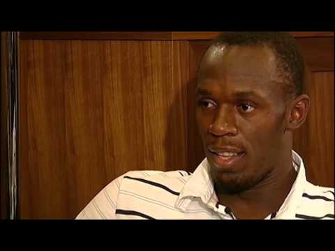 Usain Bolt Interview 2015