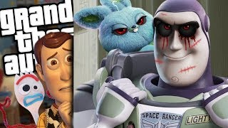 The EVIL Toy Story 4 MOVIE MOD (GTA 5 PC Mods Gameplay)