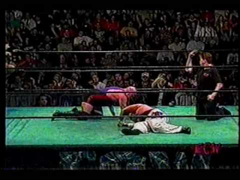 The Dangerous Alliance Billy Wiles and CW Anderson Take on Nova and Chris Chetti. From Wrestlepalooza 2000 ST Louis.