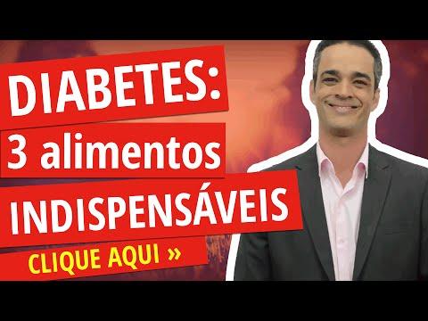 [ DIABETES ] — Dieta Para Diabeticos: 3 Alimentos INDISPENSÁVEIS Em Uma Dieta Para Diabetes