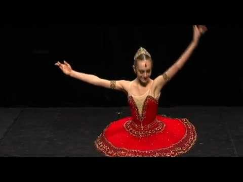 14 Years Old Katherine Gazda Corsaire Medora 2012 Semi-Finals Music Videos