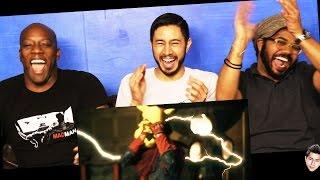 MARIO WARFARE (Ep4) reaction by Jaby, Syntell & Chuck!