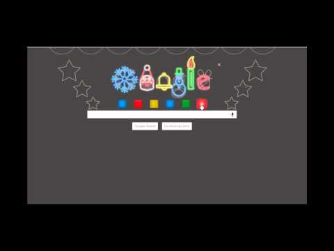 Google Wishes Happy Holidays With Interactive Jingle Bells Logo Doodle