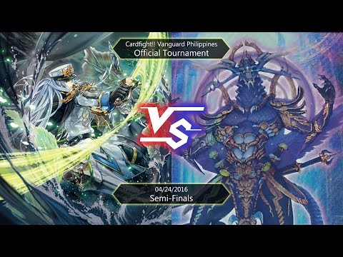 Thavas Vs Shiranui - Cardfight!! Vanguard Philippines