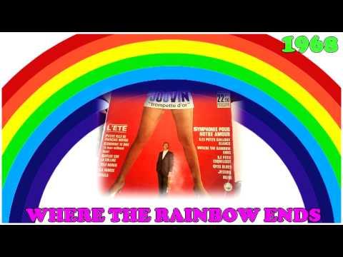 Indicatif EUROPE 1 de 1968 - WHERE THE RAINBOW ENDS
