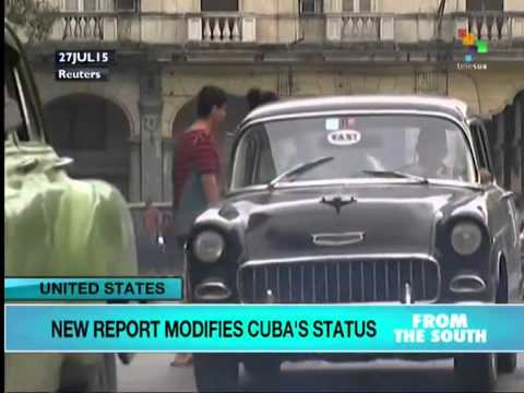U.S. Upgrades Cuba's Ranking on Human Trafficking List