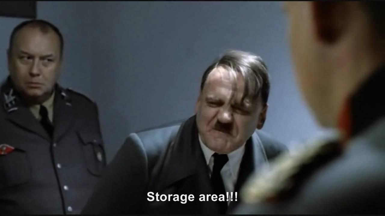 Hitler's pencil of mass destruction