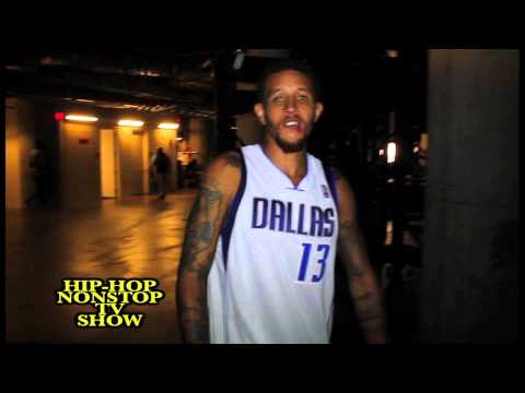 NBA: Dallas MAVERICKS Media Day 2012 Delonte West, Dirk Nowitzki, Shawn Marion, Elton Brand