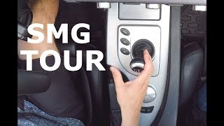 BMW SMG Transmission - How to Operate BMW SMG 3 Transmission